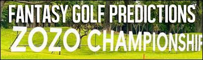 fantasy golf picks odds and