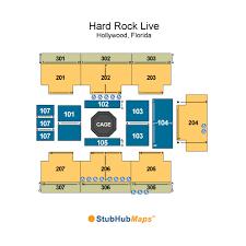 Seminole Hard Rock Live Hollywood Seating Chart Seminole Hard Rock Hotel And Casino Hollywood Events And