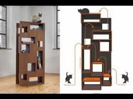Fun & Creative Modern Cat Furniture Design Ideas