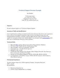 Resume Skill Resume Free Sample Junior Technical Writer Skills