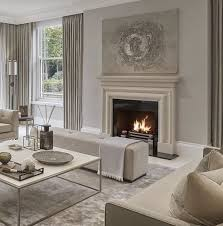 Awesome Déco Salon   All Taupe Living Room In Different Shades Has A Cool  Soothing Effect Amazing Design