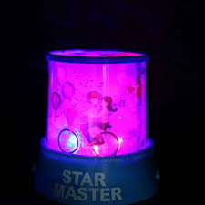 romantic led cosmos star sky starry night light projector bed lamp gift 2