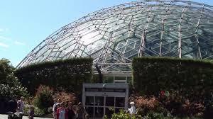 garden dome. Climatron Geodesic Dome Conservatory - Missouri Botanical Garden YouTube