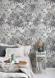 Transform A Room Into A Botanical Paradise Tanglewood Forest Silver