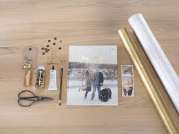 photo book gift wrap