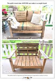 outside furniture made from pallets. Design Ideas 20 Diy Pallet Patio Furniture Tutorials For A Chic And Practical Of Outside Made From Pallets B
