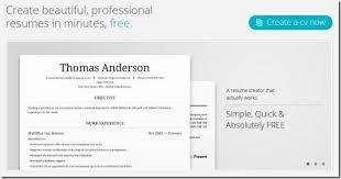 Free Online Resume Builder Adorable Free Online Resume Builder Tool Dadajius
