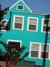 bright colorful home. Bright House Paint Colorful Home O