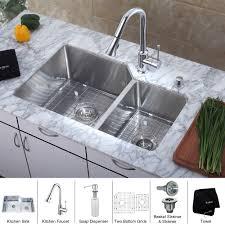 Black Undermount Kitchen Sinks Kitchen Kitchen Easier And More Enjoyable With Undermount Sinks
