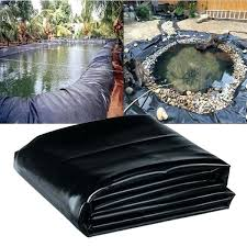 garden pond liners. Garden Pond Liners Fish Liner Pools Membrane Reinforced Guaranty Landscaping Small Preformed .