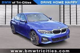 New 2021 Bmw 3 Series 330i Xdrive 4dr Car In Richland 11732 Bmw Of Tri Cities