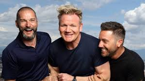 Celebrity chefs on the road again for Gordon, Gino And Fred's Road Trip    Stuff.co.nz