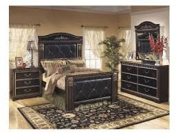 Ashley B175_4PC Coal Creek 4 pc King Bedroom Set
