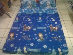 Jual sofabed frozen fever mania  Light n Bless  Tokopedia