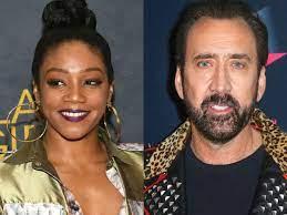 movie with Nicolas Cage because she ...