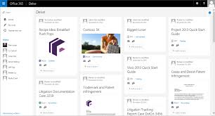 How To Get Started With Office Delve New Signature