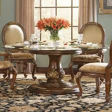 ornate dining room table and chairs. add an ornate touch to your eat-in kitchen or dining room with this eye table and chairs