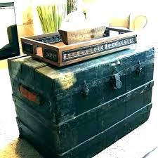 square trunk coffee table old trunk coffee table vintage trunk coffee table vintage trunk coffee table