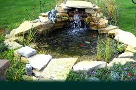 Small Picture Small Garden Pond Design Ideas The Garden Inspirations