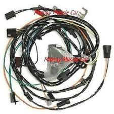 engine wiring harness 69 chevy chevelle 350 307 327 bu ss el image is loading engine wiring harness 69 chevy chevelle 350 307