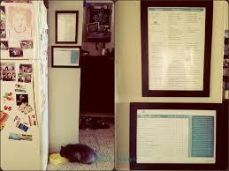 Мой домашний контрольный центр запись пользователя alla  Я купила самые простые рамки для фотографий в формате А4 и вставила туда свои бланки Нашла укромный уголок возле холодильника и разместила их там