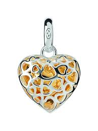 links of london caged heart charm 5030 2297