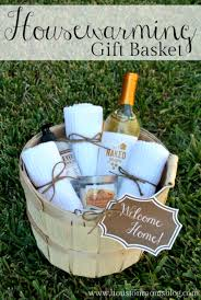 DIY Housewarming Gifts   DIY Housewarming Gift Basket   Best Do It Yourself Gift  Ideas For