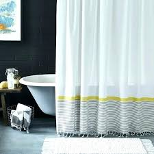 grey white shower curtain navy white shower curtain navy blue and white horizontal striped shower curtain