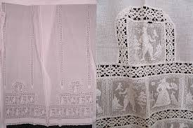 great charming antique lace curtains and top 25 best lace curtains ideas concerning antique lace curtains plan