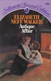 Antique Affair by Elizabeth Neff Walker