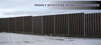 Image result for acoustic fencing