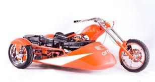 ferno ornge occ chopper