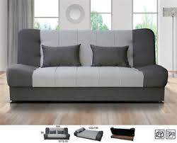 click clack sofa bed. Exellent Click Image Is Loading NEWclickclacksofabedwithstorgegreyor Inside Click Clack Sofa Bed