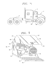 2842 patent us6812582 integrated semi truck air conditioning system with 3f3f3f 3774