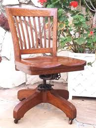 antique office chair parts. Wooden Swivel Office Chair. Chair Unique Antique Desk For And Co Parts R