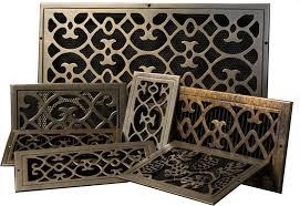 Decorative Return Air Vent Cover Interior Vent Grill Covers With Decorative Air Vent Covers Also