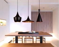black white 3 pieces set metal pedant lights by famous nordic designer pendant lamp gold inside