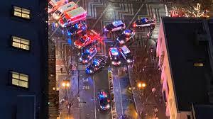 Westlake Tree Lighting 2016 1 Killed Multiple Injured In Downtown Seattle Shooting