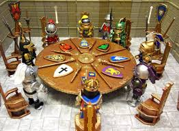 king arthur his knights of the round table