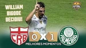 CRB 0 x 1 Palmeiras | GOL & MELHORES MOMENTOS | Copa do Brasil 03/06/2021 -  YouTube