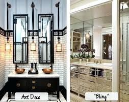 deco style furniture. Art Deco Style Bathroom Mirrors Wellsuited Design On 4 Furniture . E