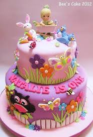 2 Year Old Baby Girl Birthday Cakes Toddler Birthday Cakes On