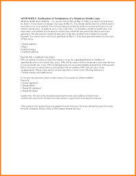 Rental Resume 100 end rental agreement letter scienceresume 39