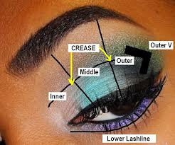 bee a makeup pro learn how to apply eyeshadow with these easy guides