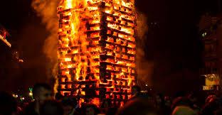 Αποτέλεσμα εικόνας για έθιμο των Φωτιών