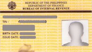 Applcation Visa Number amp; Tin Philippines Card Immigration
