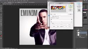 Photoshop Cs6 Tutorial How To Create A Cd Cover Album Artwork Youtube