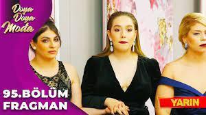 Tv8 - Doya Doya Moda 95. Bölüm Fragmanı | NEFES KESEN ELEME!