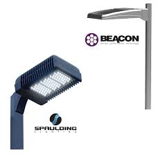 hubbell lighting enhances outdoor lighting at dealerships with custom optic led luminaires business wire