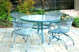 wrought iron outdoor dining table wrought iron patio dining table round wrought iron patio table wrought wrought iron outdoor